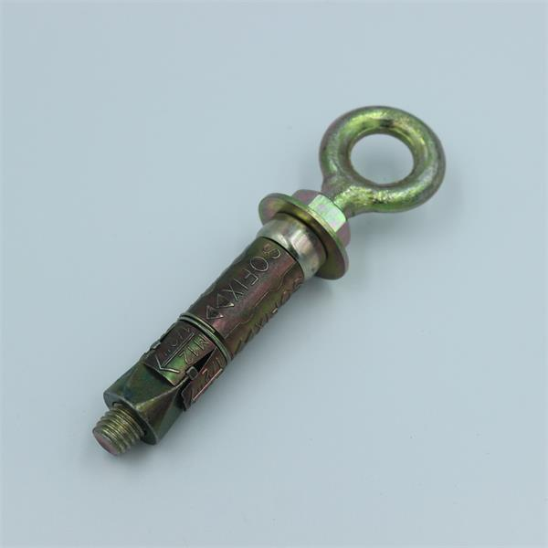 zamak anchor with bolt